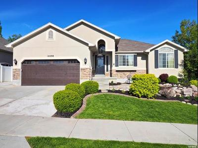 Herriman Single Family Home For Sale: 14298 S Summer Wind Ln W