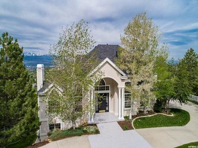 Draper Single Family Home For Sale: 12064 S Bear Hills Dr