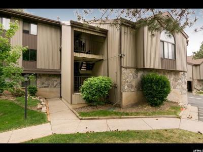 Ogden Condo For Sale: 1175 Canyon Rd #75