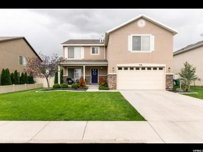 Lehi Single Family Home For Sale: 398 S Olive Way