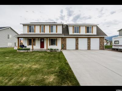 Nibley Single Family Home For Sale: 3276 S 1600 W