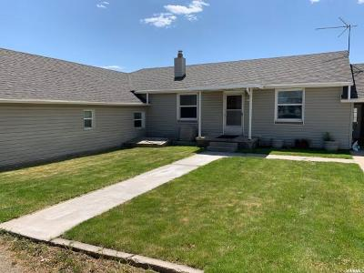 Herriman Single Family Home For Sale: 6351 W 131000 S