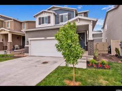 Herriman Single Family Home For Sale: 12061 S El Capitan Ln W