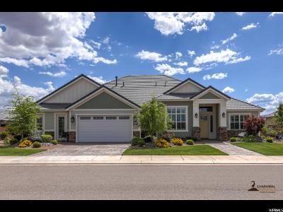 St. George Single Family Home For Sale: 3450 E Barrel Roll Dr