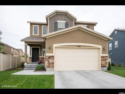 Herriman Single Family Home For Sale: 5368 W Meadowside Dr S