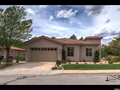St. George Single Family Home For Sale: 2652 W Desert Springs Rd