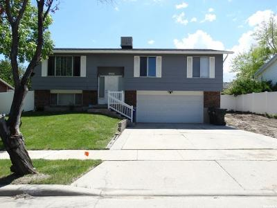 Salt Lake City Single Family Home For Sale: 5521 W Lockwood Dr W