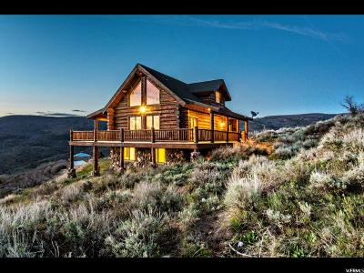 Wasatch County Single Family Home Under Contract: 1277 S Westview Dr