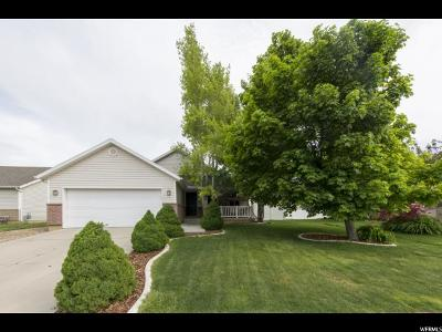Spanish Fork Single Family Home For Sale: 2053 E 1400 S