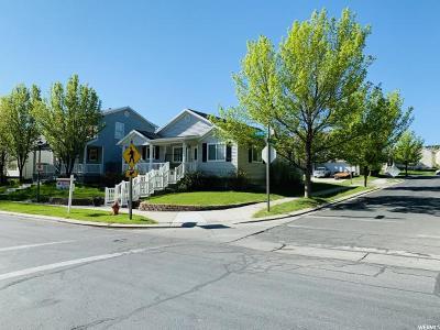 Eagle Mountain Single Family Home For Sale: 3214 E Golden Eagle N