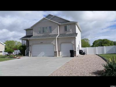 Clinton Single Family Home For Sale: 2838 W 2300 N