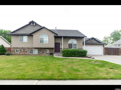 Orem Single Family Home For Sale: 1471 N 1050 W