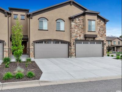 South Ogden Townhouse For Sale: 6186 S 1525 E #B4