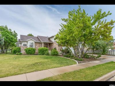 West Point Single Family Home For Sale: 784 N 2525 W