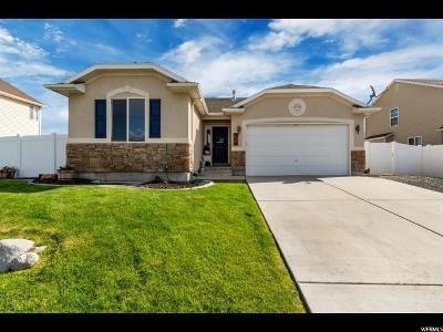 Tooele County Single Family Home For Sale: 216 Regatta Ln