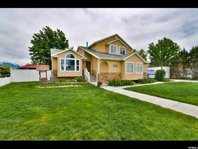 Riverton Single Family Home For Sale: 12067 S 3085 W