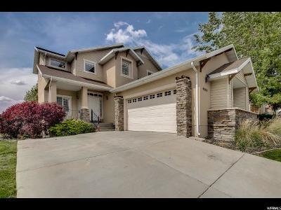 Lehi Single Family Home For Sale: 4046 N Rivermist Ln