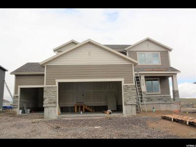 Eagle Mountain Single Family Home For Sale: 4349 E Harvest Crop Dr N