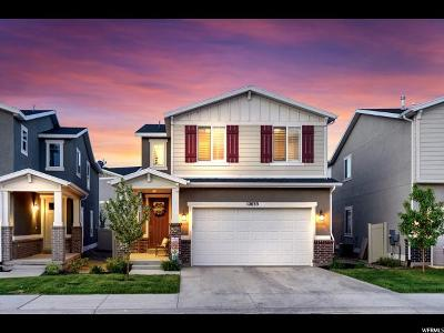 Herriman Single Family Home For Sale: 12039 S El Capitan Ln