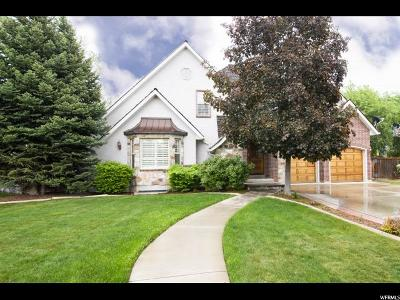 Orem, Provo Single Family Home For Sale: 4048 N Edgewood Dr