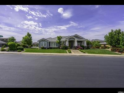 St. George Single Family Home For Sale: 2318 E 3350 St S