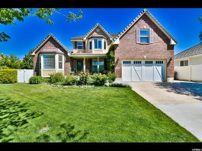 Lehi Single Family Home For Sale: 646 W 3275 N