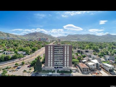 Salt Lake City Condo For Sale: 515 S 1000 E #106