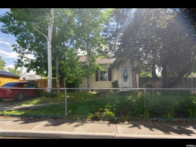 Bountiful Single Family Home Under Contract: 135 W 200 N