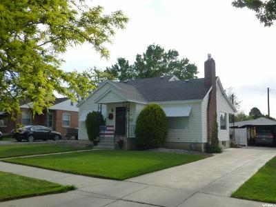 Price Single Family Home Under Contract: 630 N 300 E