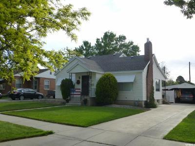 Price UT Single Family Home For Sale: $214,000