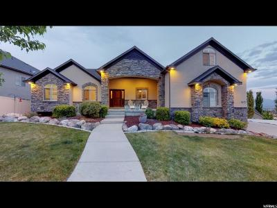 Herriman Single Family Home For Sale: 5672 W Muirwood Dr