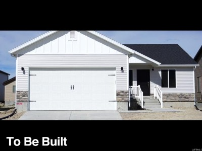Eagle Mountain Single Family Home For Sale: 1335 Rachel Way E #141