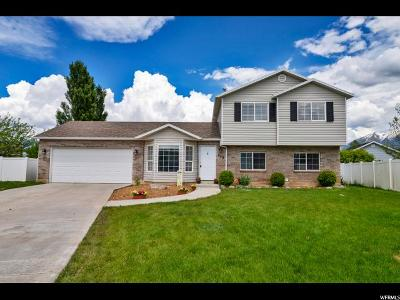 Spanish Fork Single Family Home Under Contract: 259 S 590 W