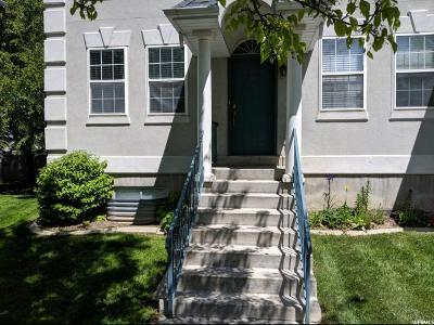 Orem Townhouse Under Contract: 1947 S Columbia Ln #16