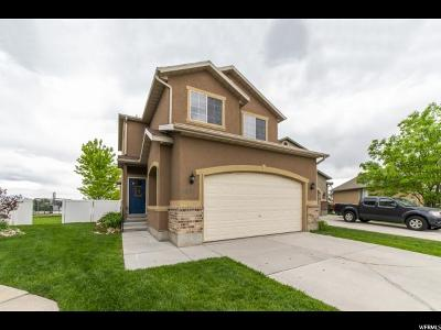 Lehi Single Family Home For Sale: 1821 W Pointe Meadow Loop