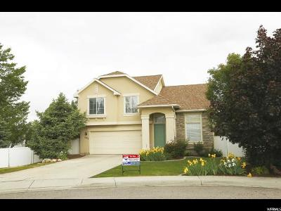 Lehi Single Family Home For Sale: 1397 N 1975 W #7