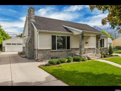 Provo UT Single Family Home For Sale: $299,000