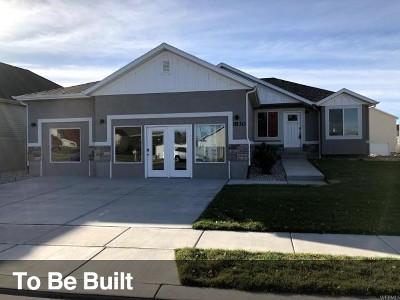 Eagle Mountain Single Family Home For Sale: 1316 Skip St E #130
