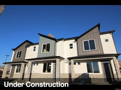North Logan Townhouse For Sale: 257 E 1725 N #3