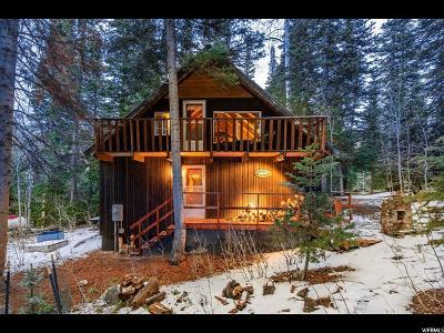 Heber City Single Family Home Under Contract: 11327 E Green Briar Rd #436