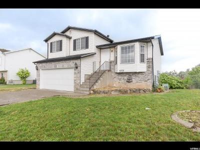Roy Single Family Home Under Contract: 5305 S 4250 W