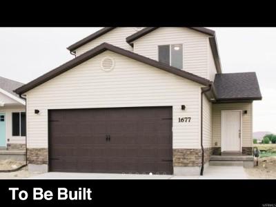 Eagle Mountain Single Family Home For Sale: 1326 Skip St E #131