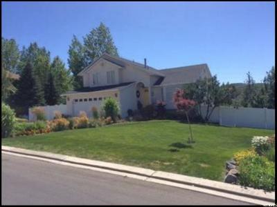 Elk Ridge Single Family Home Under Contract: 151 N Escalante Dr