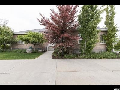 Riverton Single Family Home For Sale: 13032 S 1300 W