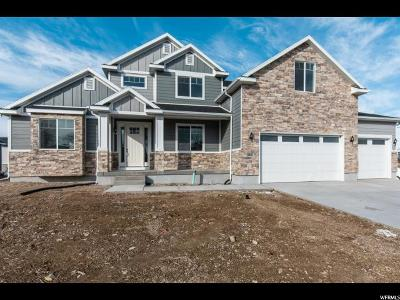 South Jordan Single Family Home For Sale: 2218 W Hunter Ct S #1