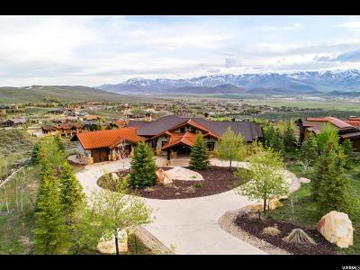 Park City Single Family Home For Sale: 8156 N Ranch Club Trl