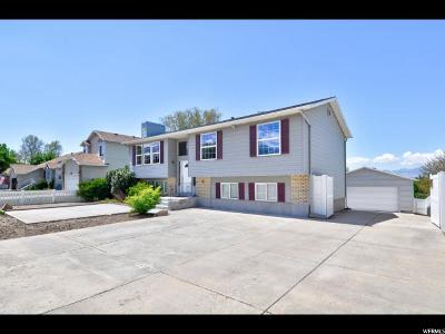 Sandy Single Family Home Under Contract: 8216 S Wayside Dr E
