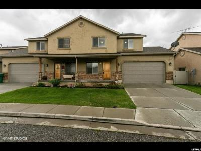 Davis County Townhouse For Sale: 1736 Arnold Dr