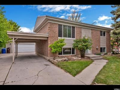 Midvale Single Family Home For Sale: 567 Gardenia Dr