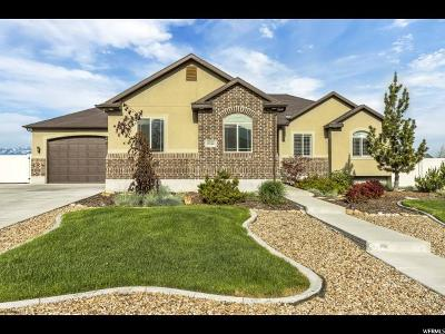 Tooele County Single Family Home Under Contract: 5389 Derby Ln